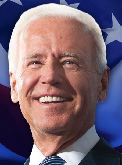 Headshot of Joe Biden