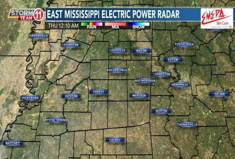 East Mississippi Electric Power Radar